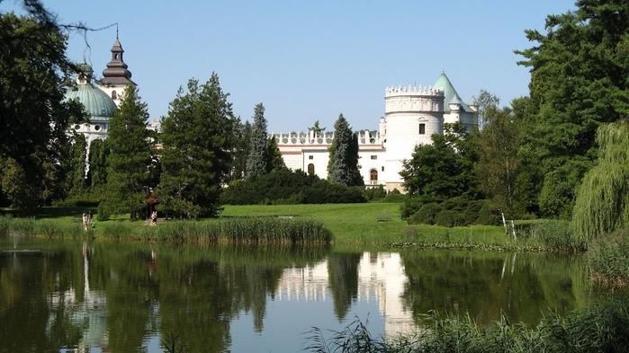 Замок Красицких - гармония красоты и покоя 16293