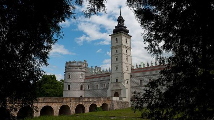 Замок Красицких - гармония красоты и покоя 72035