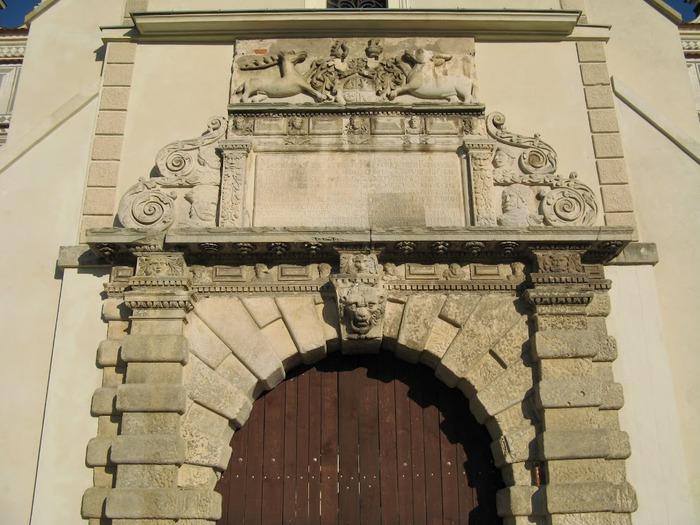 Замок Красицких - гармония красоты и покоя 62268
