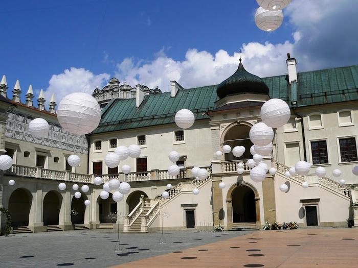 Замок Красицких - гармония красоты и покоя 47622