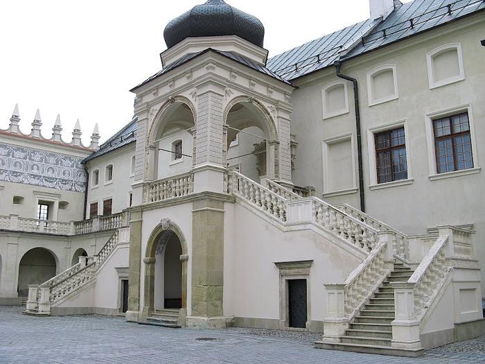 Замок Красицких - гармония красоты и покоя 61664