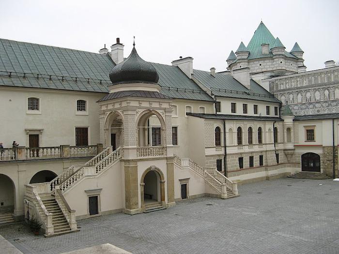 Замок Красицких - гармония красоты и покоя 62104