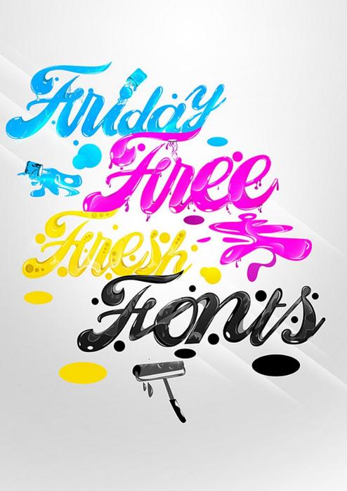 Красивая дизайнерская типографика 8 (494x700, 271Kb)