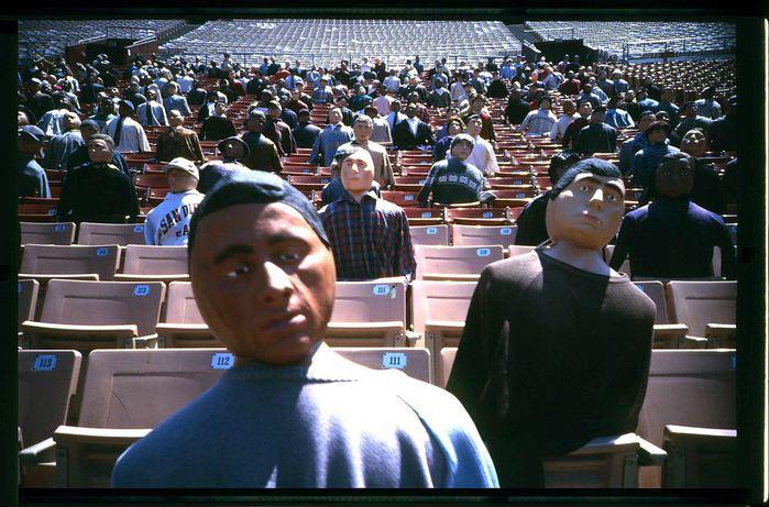 Голливудское надувательство. Как снимаются толпы людей в фильмах | Фотографии