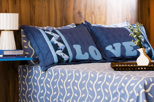 Подушка из джинсы своими руками мастер класс
