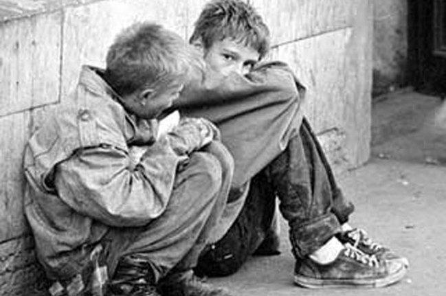 смотреть фильм бездомные дети