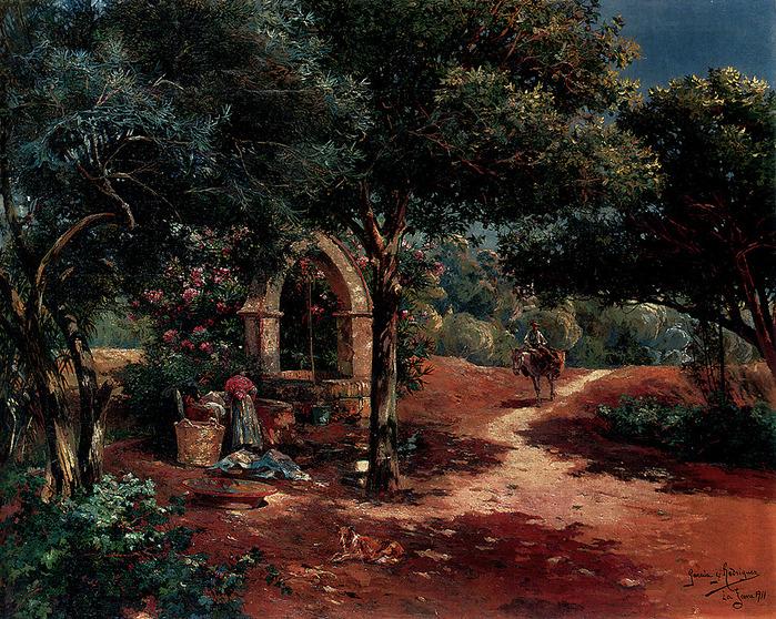 Rodriguez-Manuel-Garcia-y-At-The-Well (700x558, 317Kb)