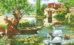 Превью Old Watermill Pond (336x206, 27Kb)
