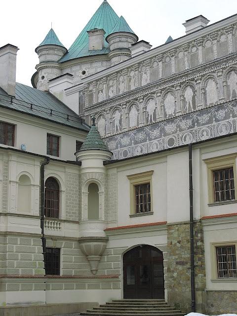 Замок Красицких - гармония красоты и покоя 98223