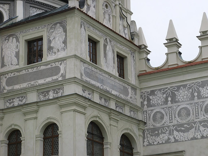 Замок Красицких - гармония красоты и покоя 35672
