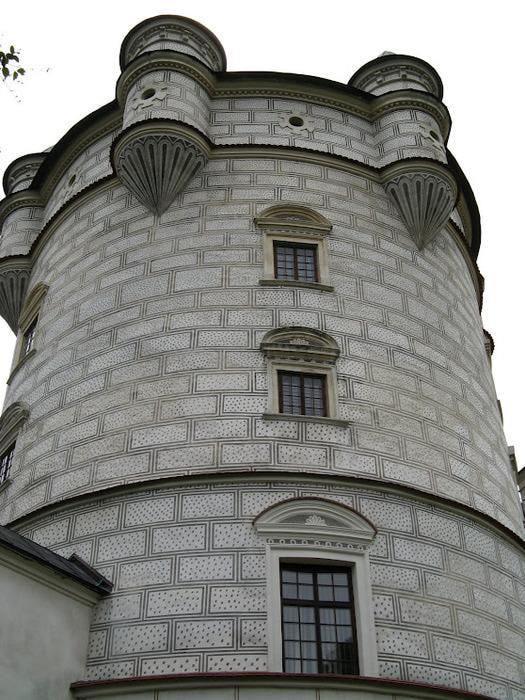 Замок Красицких - гармония красоты и покоя 76786