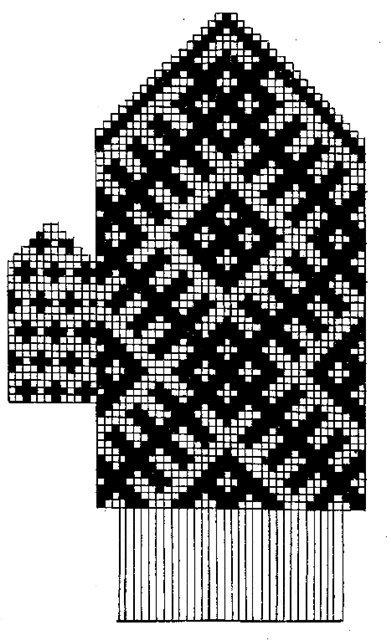 Варежки схемы 21 (391x640, 67Kb)