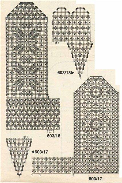 Варежки схемы 27 (427x640, 87Kb)