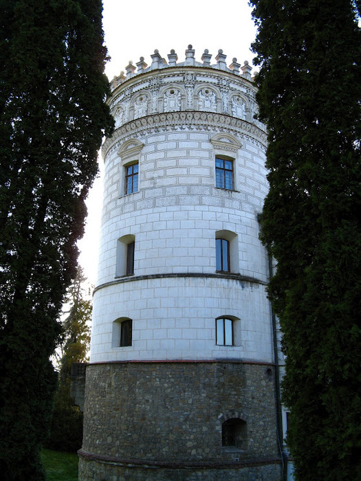 Замок Красицких - гармония красоты и покоя 62980