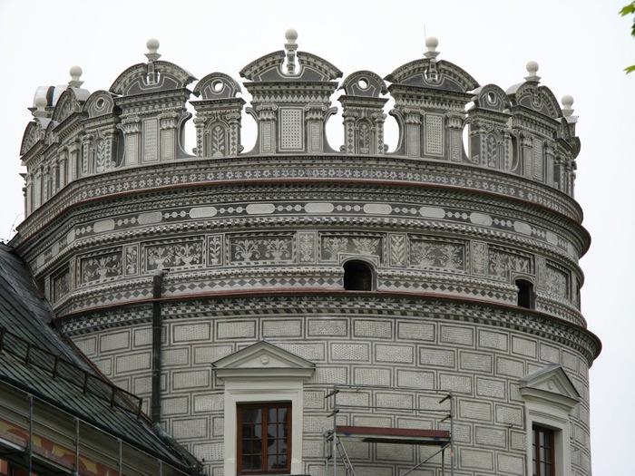 Замок Красицких - гармония красоты и покоя 31763