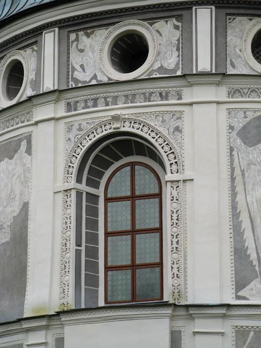 Замок Красицких - гармония красоты и покоя 87876