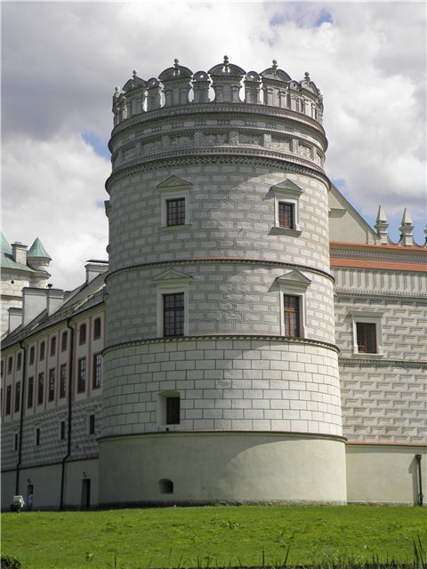 Замок Красицких - гармония красоты и покоя 19434