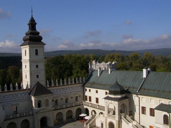 Замок Красицких - гармония красоты и покоя 77957
