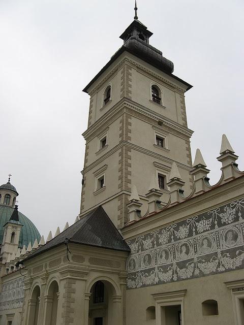Замок Красицких - гармония красоты и покоя 65535