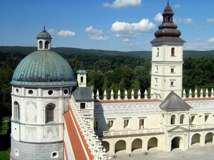 Замок Красицких - гармония красоты и покоя 47458