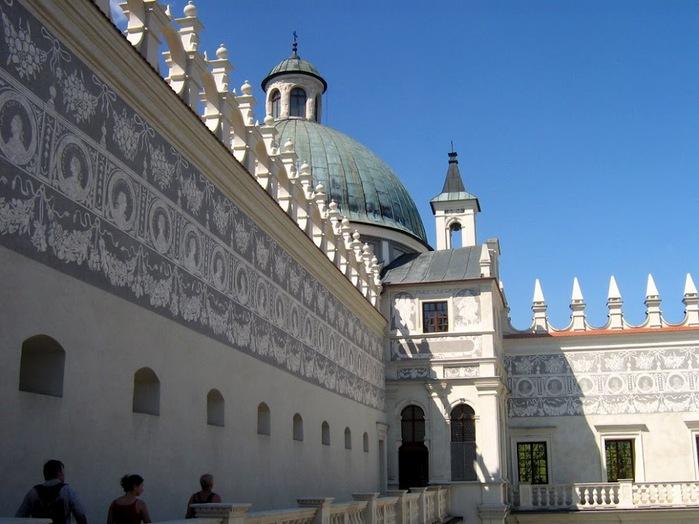 Замок Красицких - гармония красоты и покоя 58326