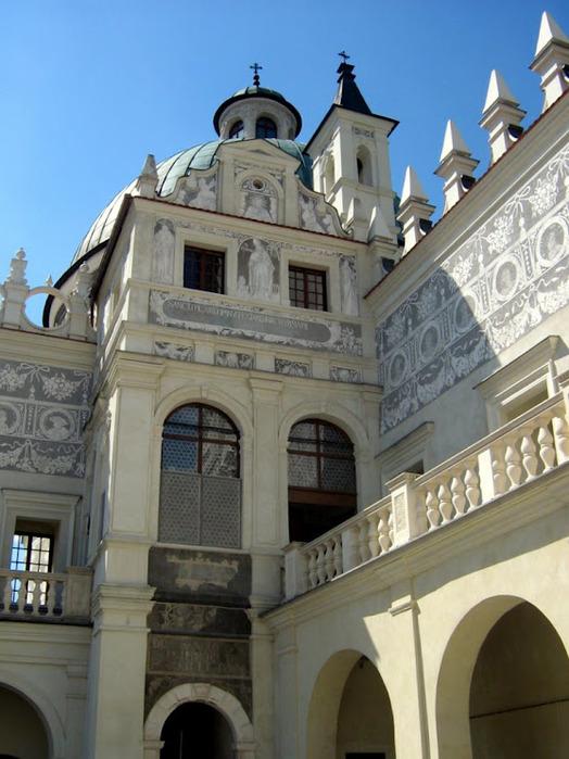 Замок Красицких - гармония красоты и покоя 93179