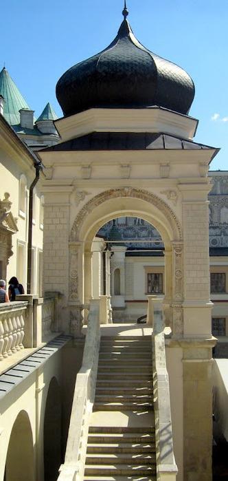 Замок Красицких - гармония красоты и покоя 97739