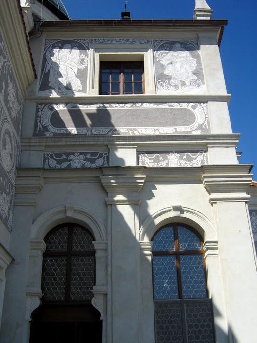 Замок Красицких - гармония красоты и покоя 16242