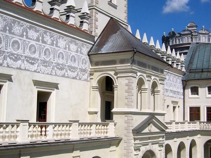 Замок Красицких - гармония красоты и покоя 85915