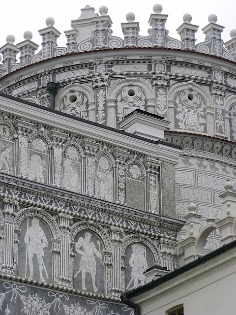 Замок Красицких - гармония красоты и покоя 27098
