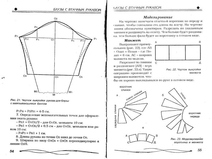 Платья И Блузки Конструирование В Самаре