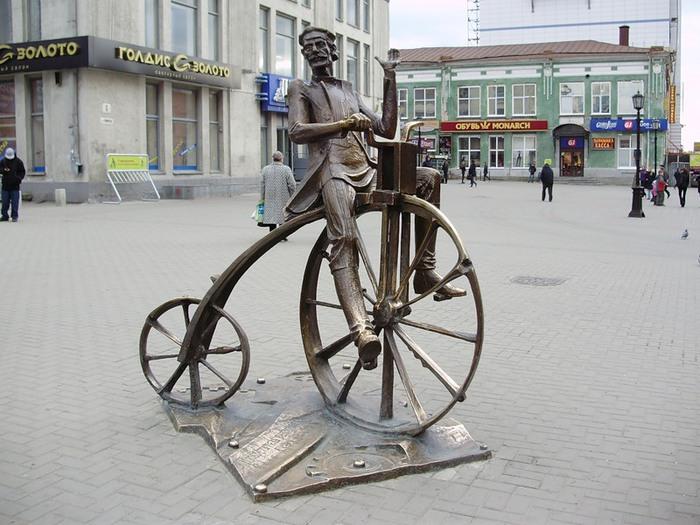 Самые креативные статуи мира