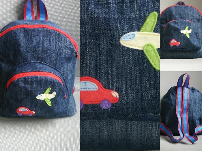 Сшить рюкзачок для девочки своими руками мк 160