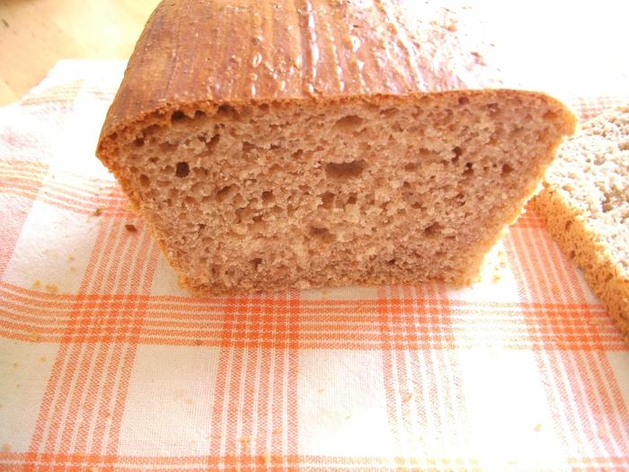 Хлеб быстро в домашних условиях без дрожжей в духовке рецепт