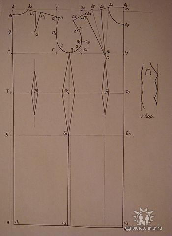 5. Лопатки и ягодицы, живот и грудь находятся на одинаковой плоскости (350x480, 25Kb)