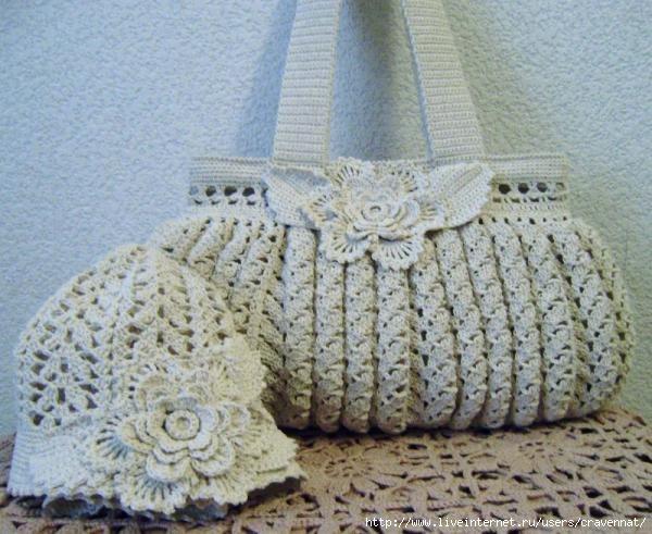 женская кожаная сумка выкройка