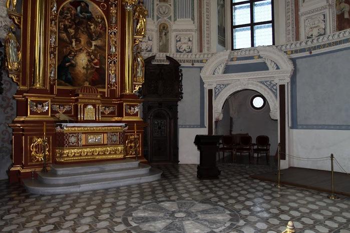 Замок Красицких - гармония красоты и покоя 89753