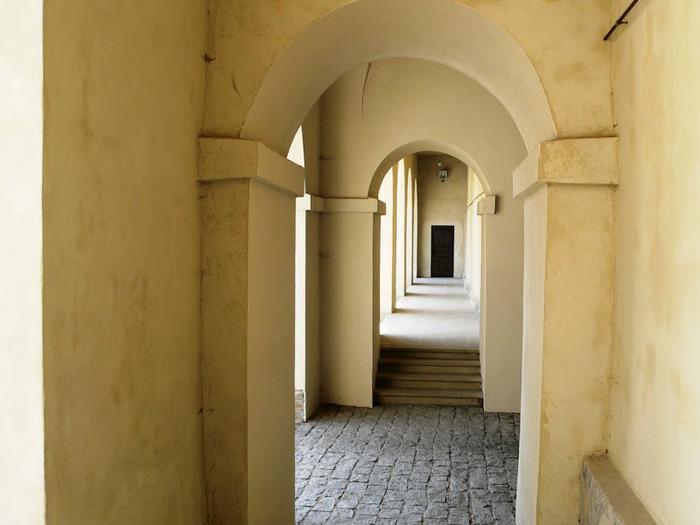 Замок Красицких - гармония красоты и покоя 87722