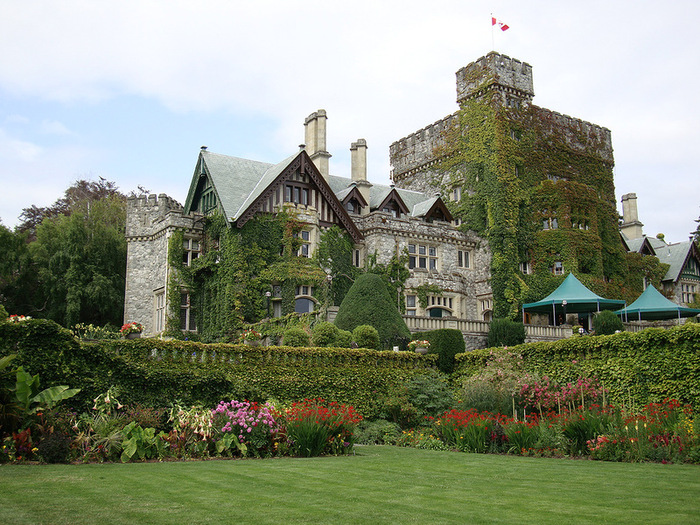 замок хэтли фото (700x525, 220Kb)
