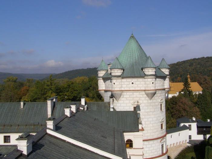 Замок Красицких - гармония красоты и покоя 95511