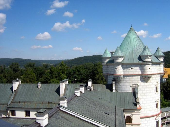 Замок Красицких - гармония красоты и покоя 90178