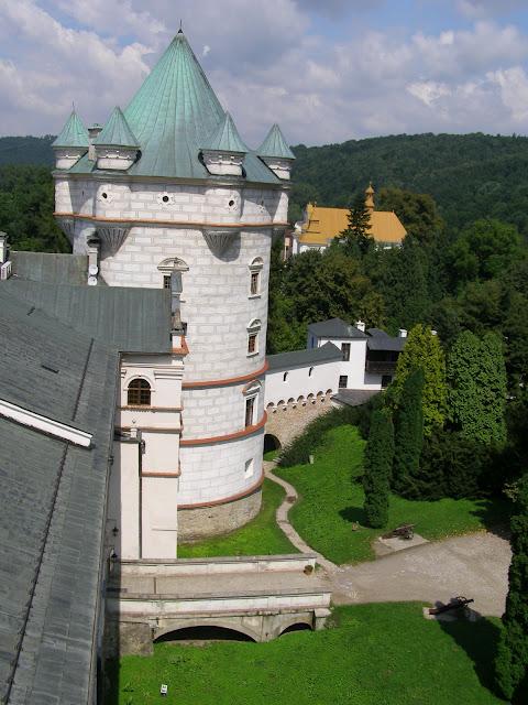 Замок Красицких - гармония красоты и покоя 27959