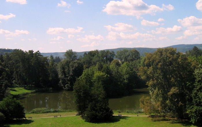 Замок Красицких - гармония красоты и покоя 85800