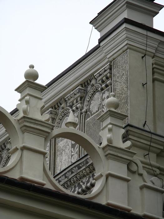 Замок Красицких - гармония красоты и покоя 58825