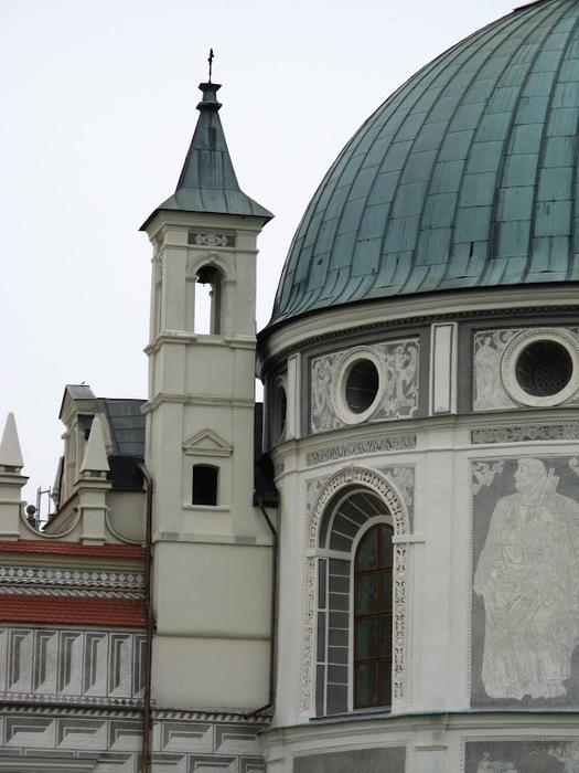 Замок Красицких - гармония красоты и покоя 86396