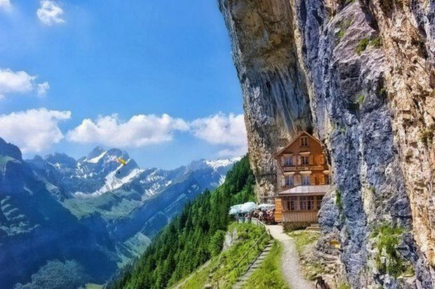 Альпы, Швейцария (620x412, 73Kb)