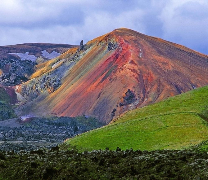 горы исландии фото 1 (670x581, 120Kb)