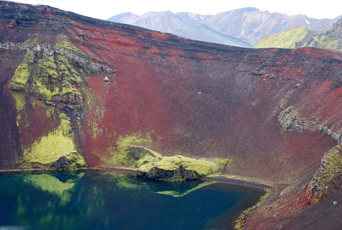 горы исландии фото 5 (670x450, 80Kb)