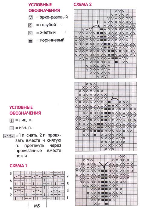 вышивка БАБОЧКИ (472x700, 328Kb)