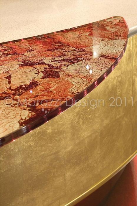 Самая дорогая кухня в мире - Colosseo Oro от студии Marazzi Design 11 (465x700, 368Kb)